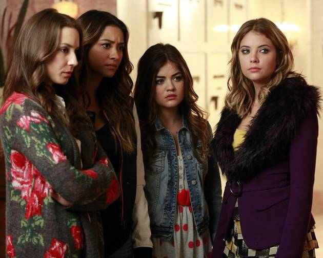 Pretty Little Liars Burning Question: Is Ali Lying to the Liars?