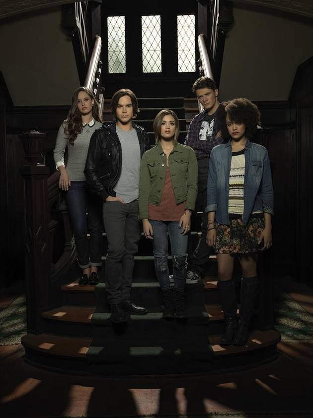 Ravenswood Burning Question: Who Is Max?