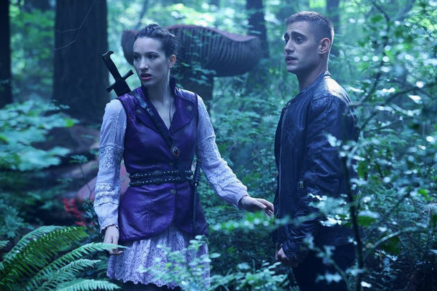 Once Upon a Time in Wonderland Recap: Season 1, Episode 6 — Happy Days