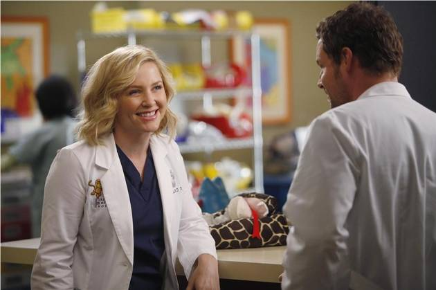 "Grey's Anatomy Season 10, Episode 8 Promo: ""Two Against One"" (VIDEO)"
