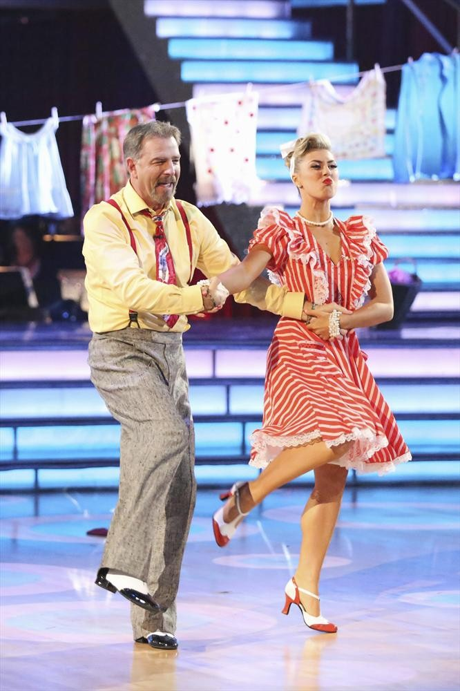 Dancing With the Stars Season 17, Week 10: Bill Engvall and Emma Slater's Cha-Cha-Cha