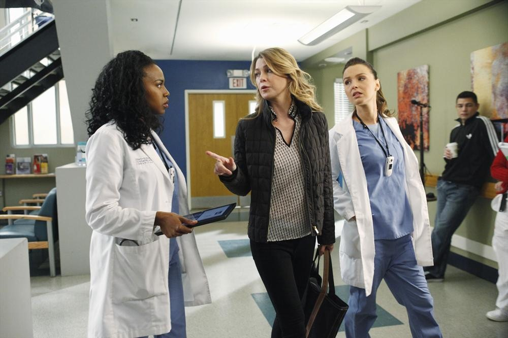 Grey's Anatomy Season 10 Spoilers: Meredith Exacts Revenge on Stephanie?