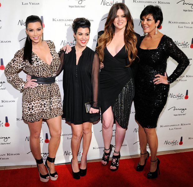 Kim Kardashian and Kris Jenner's Lawsuit Against Ellen Kardashian Gets Ugly