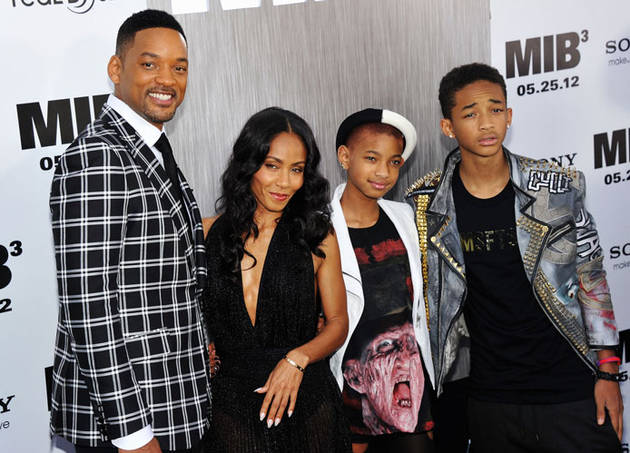 "Will Smith's WTF Birthday Note to Willow, 13: ""I'm Gonna Get"" Your Mom Pregnant!"