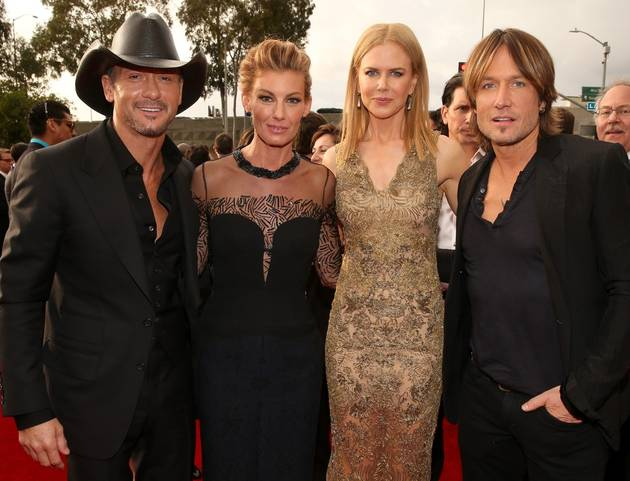 "Tim McGraw and Faith Hill Address ""Perplexing"" Divorce Rumors"