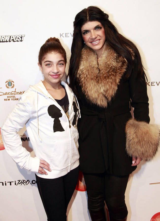 Teresa Giudice Congratulates Daughter Gia on Big Accomplishment!