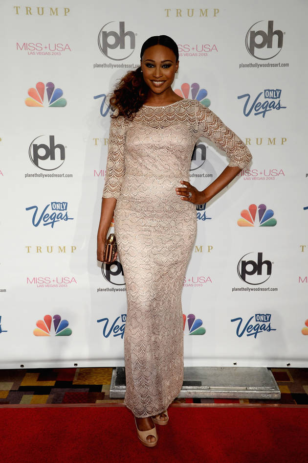Cynthia Bailey Opens Up About Marriage Struggles
