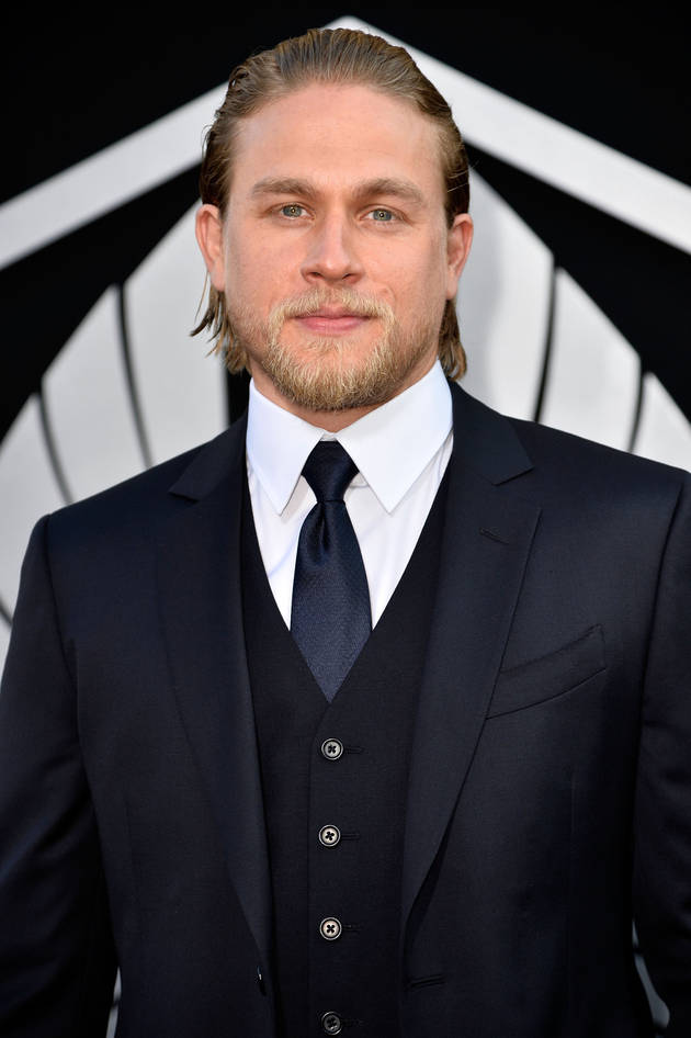 Fifty Shades of Grey: Charlie Hunnam Supports Jamie Dornan, His Replacement