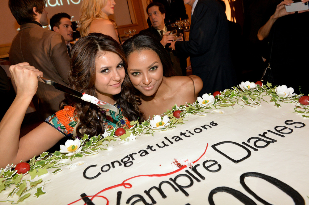 "The Vampire Diaries Cast Reacts to 100th Episode: ""I Can't Believe We Made It This Far!"""