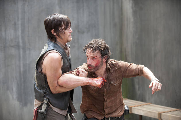 The Walking Dead Season 4: When Does Filming End?