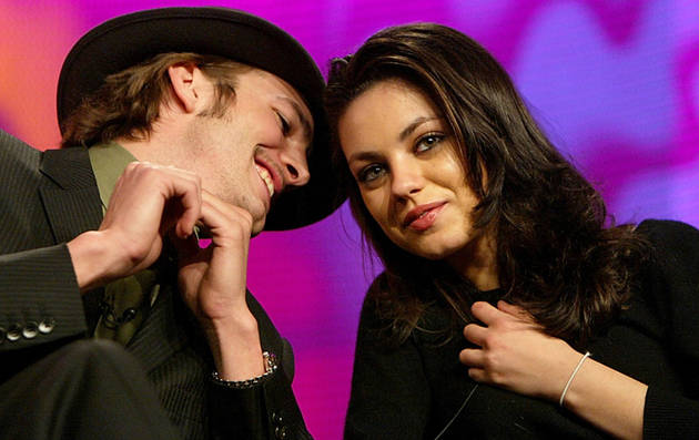 Mila Kunis Pregnant With Ashton Kutcher's Baby? — This Video Sparks Rumors