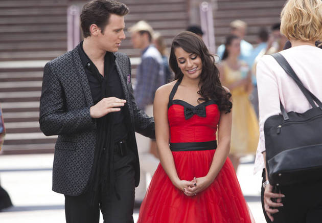 Six Broken-Up Glee Couples We Want Back Together