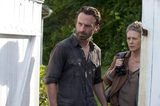 "The Walking Dead Season 4 Episode 4 Recap: Rick Vs. Carol! Who Got Left Behind in ""Indifference""?"