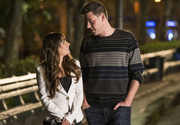 "Watch: Lea Michele's Rachel Sings ""Make You Feel My Love"" in Glee's Cory Monteith Tribute"