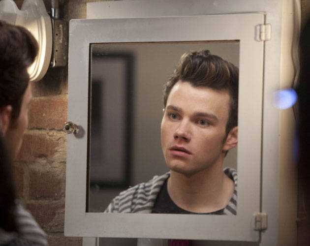 Is Glee's Kurt Really Moving to Russia?! — Chris Colfer Reacts