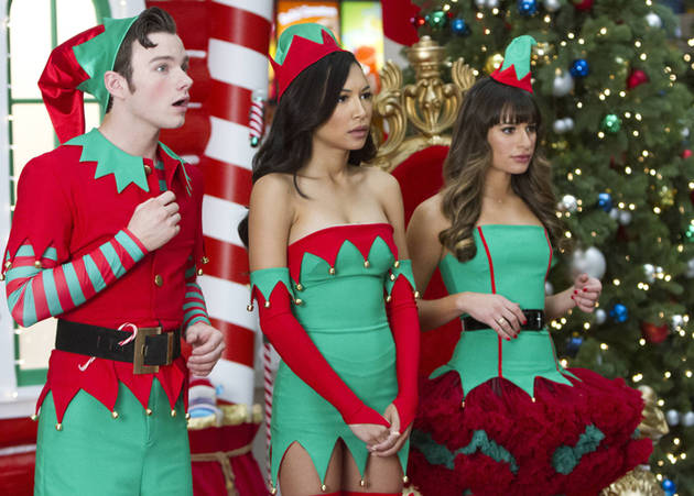 "Spoiler Roundup: Glee Season 5, Episode 8: ""Previously Unaired Christmas"""