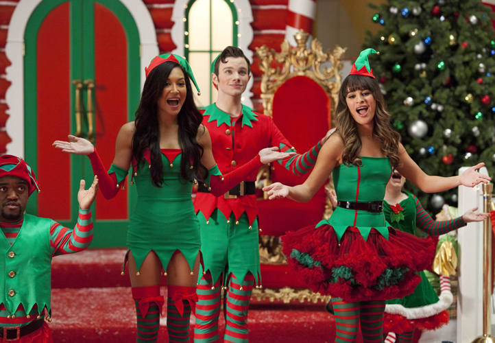 "Promo for Glee Season 5, Episode 8: ""Previously Unaired Christmas"" (VIDEO)"