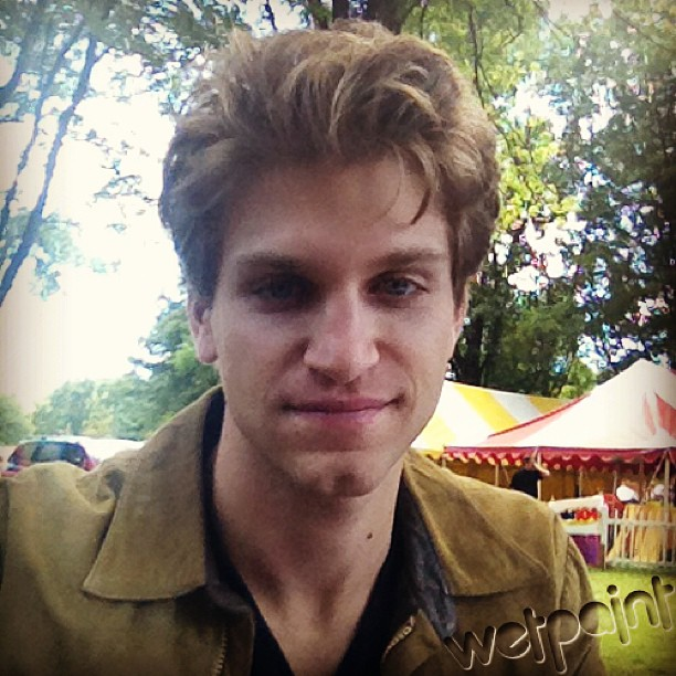 Pretty Little Liars Star Keegan Allen Will Release a Book of Poetry in 2014