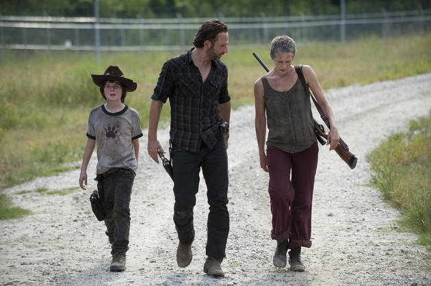 The Walking Dead Season 4 Spoilers: Rick Grimes Exiles Carol Peletier