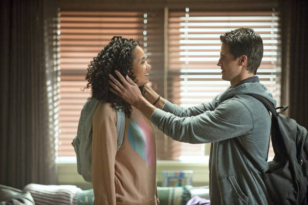 The Tomorrow People: How Will Astrid React to Stephen's Powers? Madeleine Mantock Says… — Exclusive