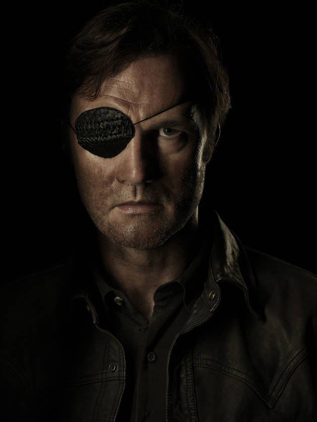 "The Governor Returns Right at The Walking Dead Season 4 ""Breaking Point"" — Like, Episode 5?"