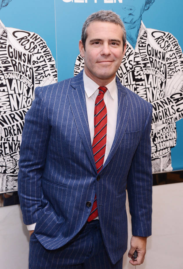 "Andy Cohen: ""I'm in Love"" — But Who Is He in Love With?"