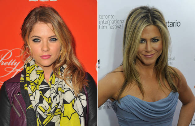What Do Ashley Benson and Jennifer Aniston Have in Common? You'll Never Guess!