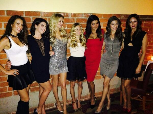 Brandi Glanville Celebrates 41st Birthday Without Any of Her Co-Stars