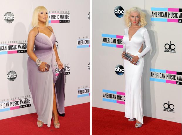 Christina Aguilera Stuns at 2013 American Music Awards — See Her Dramatic Transformation (PHOTOS)