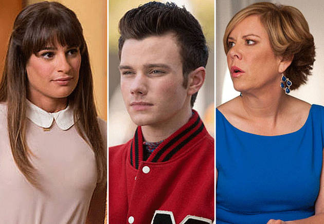 After Finn's Death, Glee's [Spoiler] Gets a Tattoo — and a Tongue Piercing!