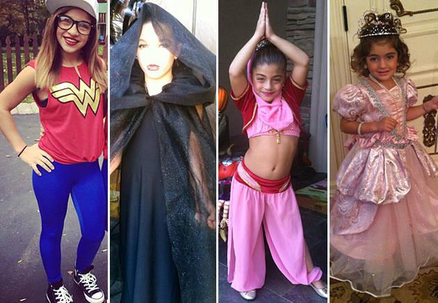 Teresa Giudice's Daughters: Whose Halloween Costume Is Best?