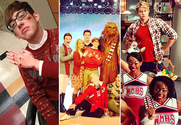 Glee Season 5 Christmas Episode: No Time Jump After All? — How It'll Work