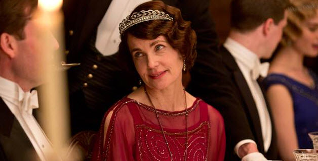 Downton Abbey Hits the Road — See Costumes From the Show!