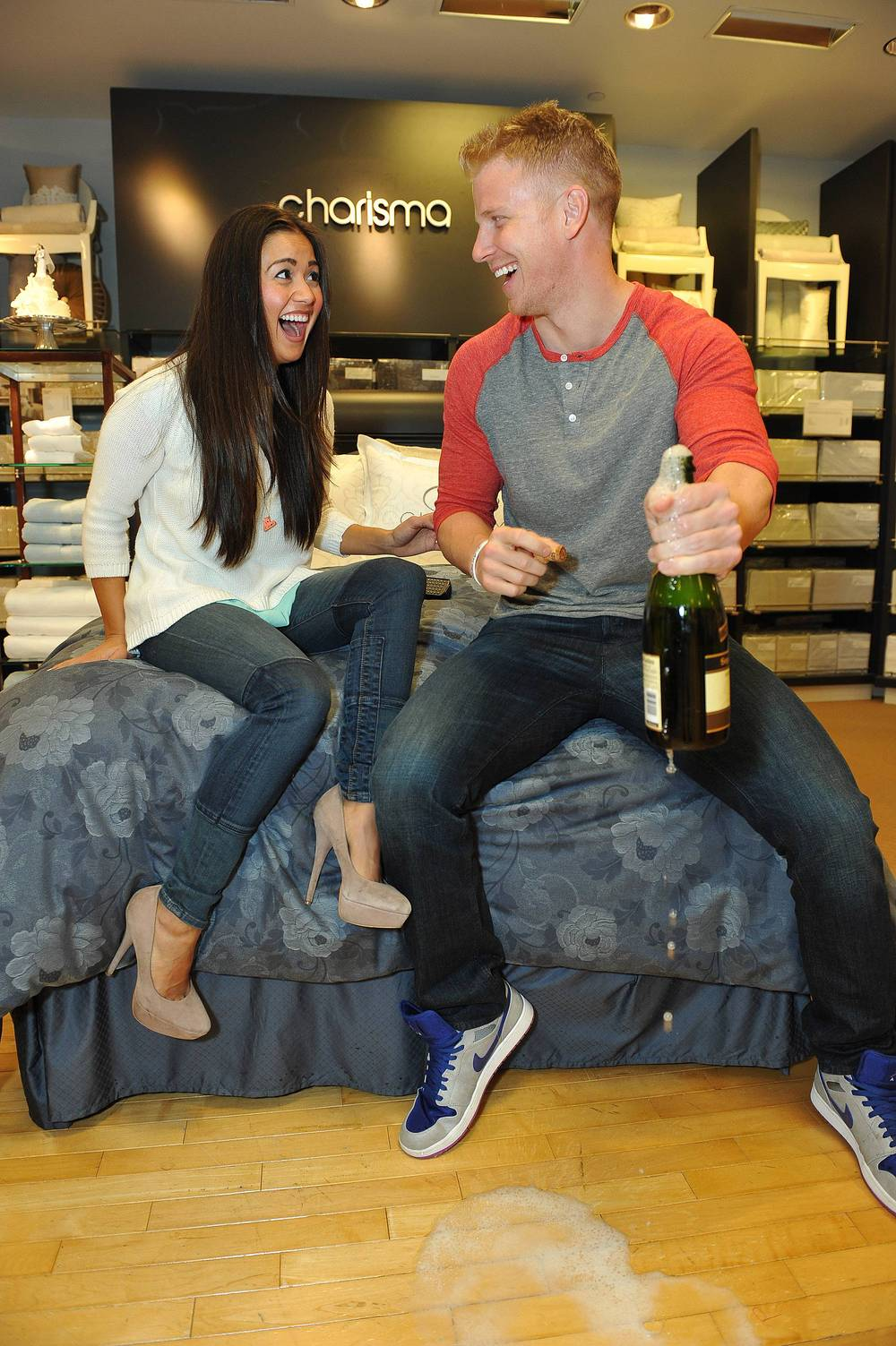 Will Sean Lowe and Catherine Giudici's Bachelor and Bachelorette Parties Be Filmed?