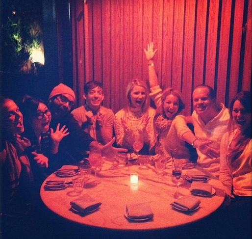 Dianna Agron Goes Out to Dinner With THESE Glee Stars (PHOTO)