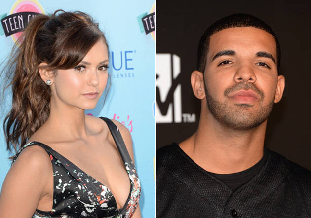 Drake and Nina Dobrev Had a Degrassi Reunion — And It Was Amazing (PHOTO)