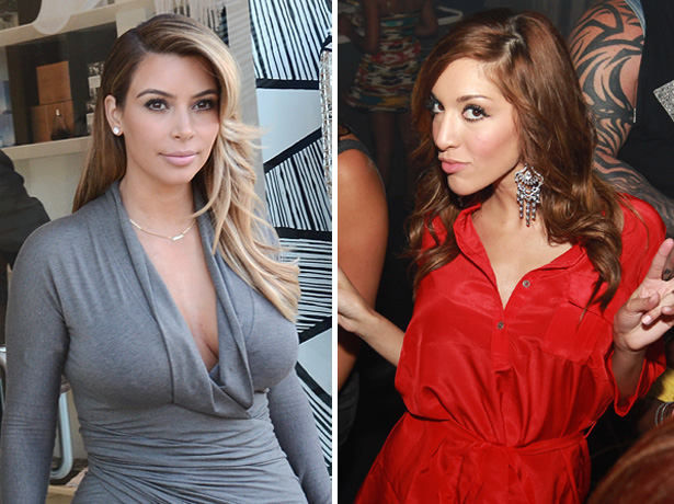 Would You Rather Be Best Friends With Kim Kardashian or Farrah Abraham?