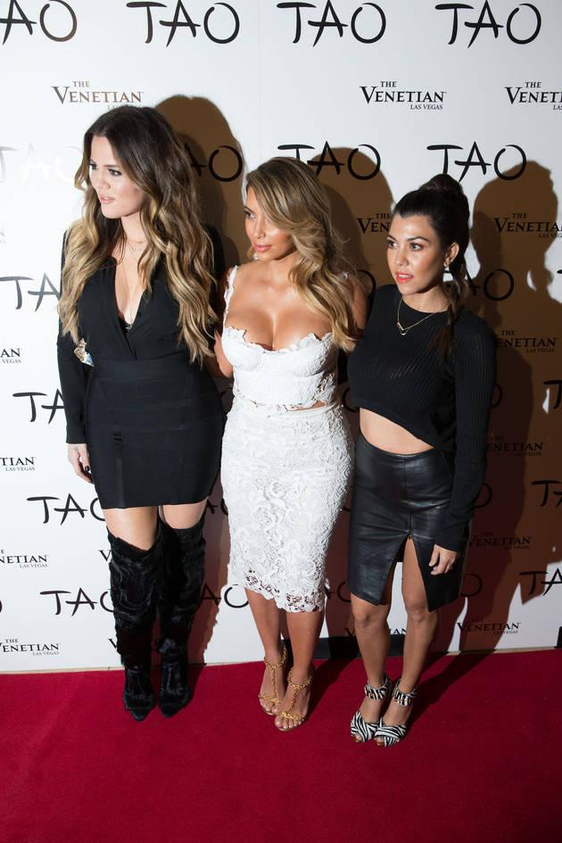 Kourtney Kardashian Jealous of Kim and Khloe's Hot Bodies? You Decide!