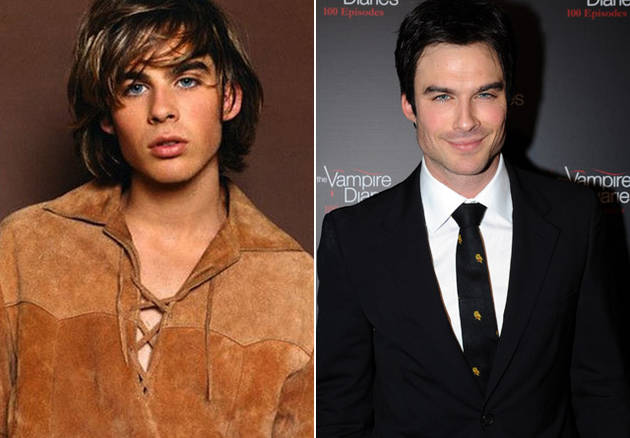 Ian Somerhalder Then and Now: Check Out How Different He Looked As a Teenage Model!