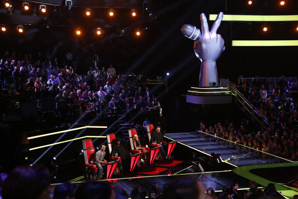 The Voice Live Recap: Week 2 — The Top 12 Performs Live!