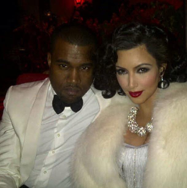 Lana Del Rey Rejected Kanye West's Offer to Sing at Proposal to Kim Kardashian?