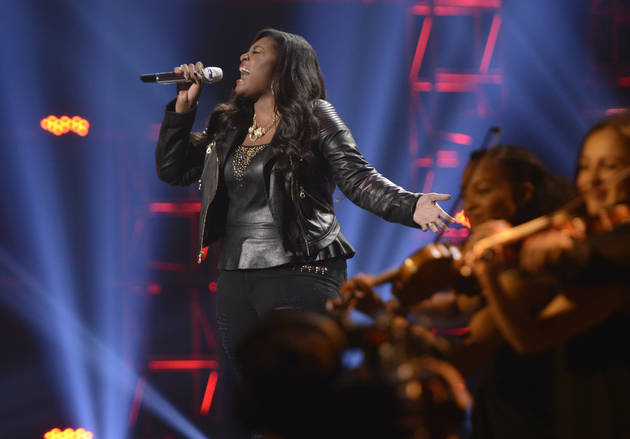 "American Idol Winner Candice Glover Releases First Single, ""Cried"" (VIDEO)"