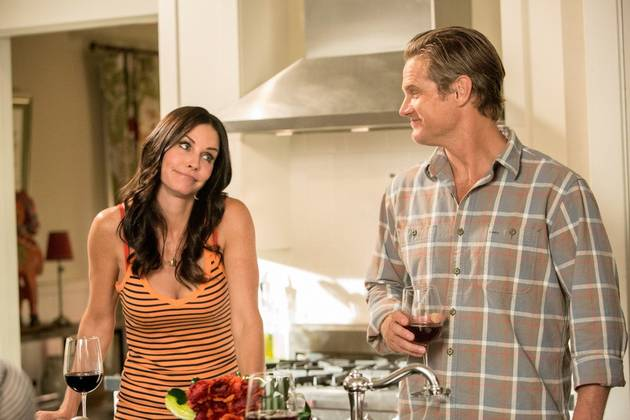 Courteney Cox and Brian Van Holt Have Split, Says Her Drunk Ex-Husband David Arquette