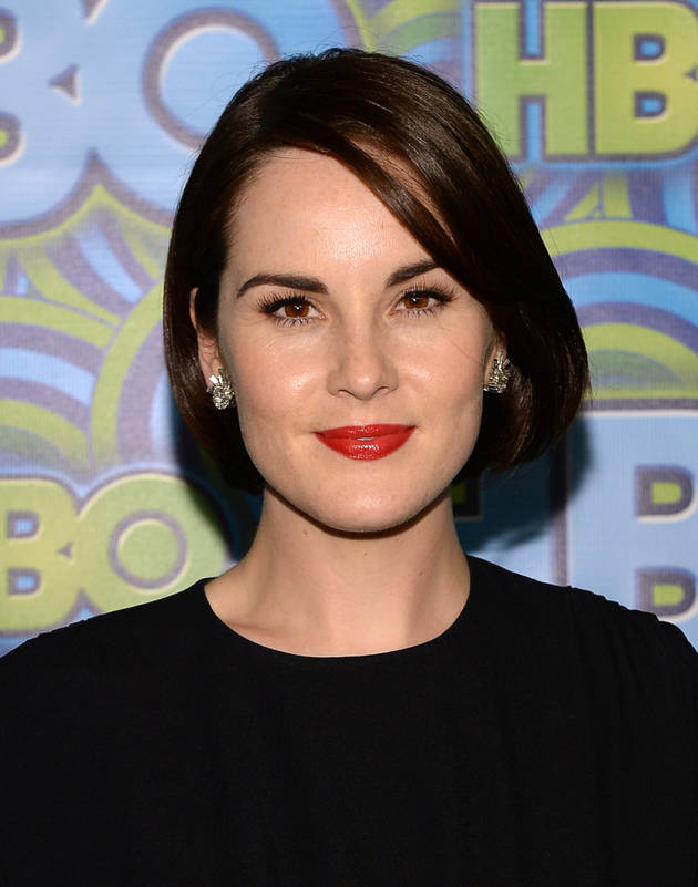 Michelle Dockery Goes Makeup-Free for a Good Cause (PHOTO)