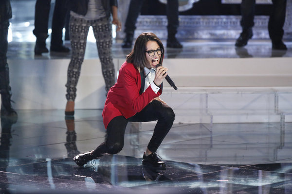 The Voice's Michelle Chamuel Previews Debut Single — Listen Here!