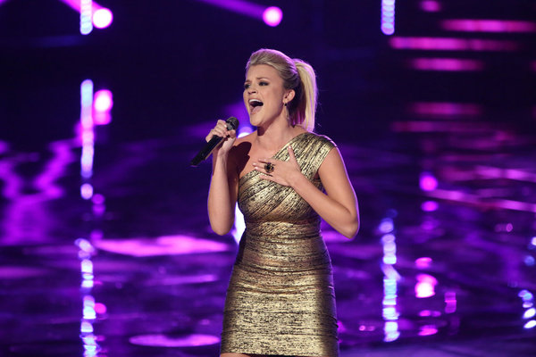 Watch Olivia Henken Sing on The Voice 2013 Live Shows, Nov. 5, 2013 (VIDEO)