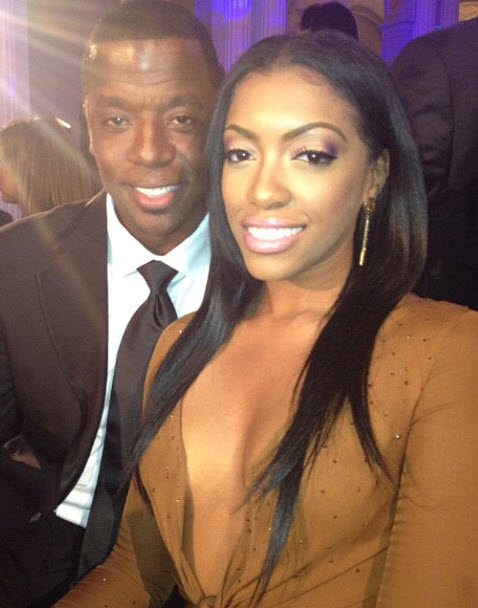 "Porsha Stewart Questions Her Entire Relationship With Kordell: ""You Don't Sleep With Your Father"" (VIDEO)"