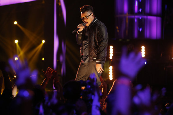 Watch Preston Pohl Sing on The Voice 2013 Live Shows, Nov. 4, 2013 (VIDEO)