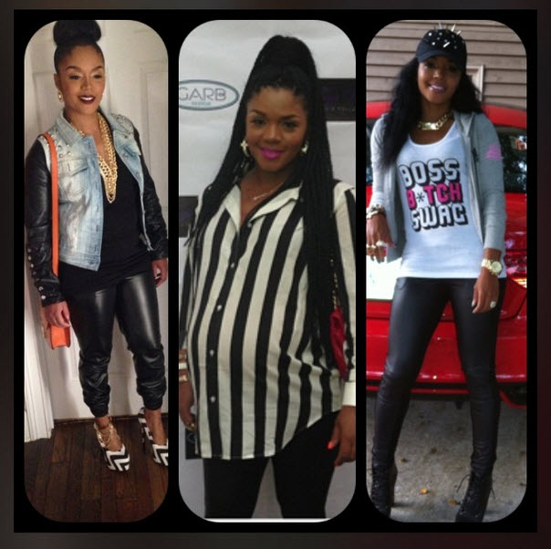 Rasheeda Shows Off Killer Post-Baby Body! (PHOTOS)