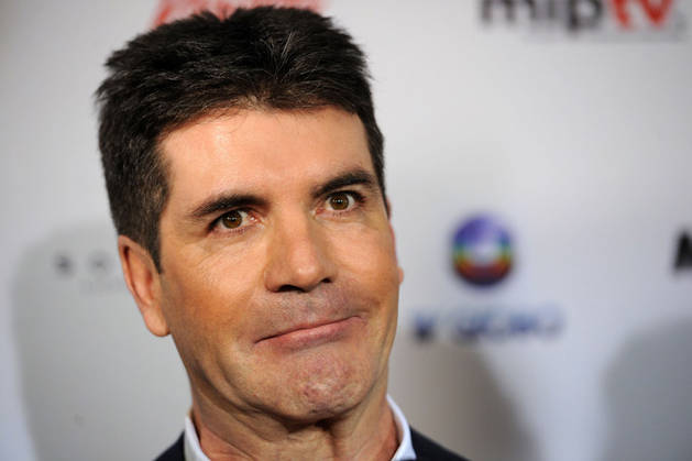 Simon Cowell Wants to Name His Baby Son WHAT?!